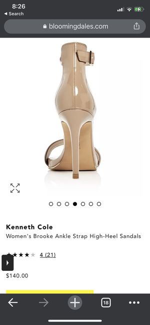 Kenneth Cole Nude Heels size 6 for Sale in Woodbridge, VA