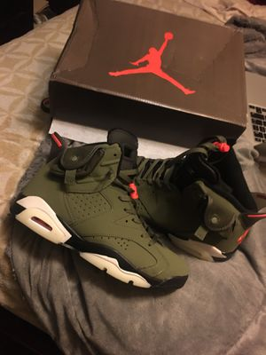 Jordan's Cactus jack 9.5 for Sale in Phoenix, AZ