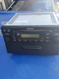 2001 Honda Radio Original for Sale in Los Angeles,  CA