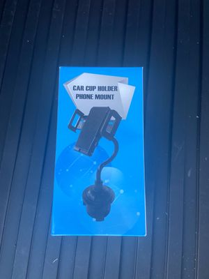 Cup holder cell phone holder for Sale in Trooper, PA