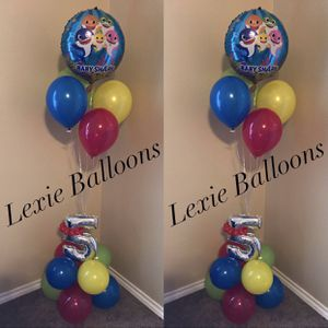 Helium balloons bouquets for Sale in Dallas, TX