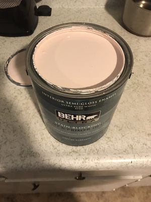 Price Negotiable - Interior Paint for Sale in Stockton, CA