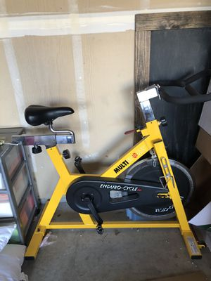 Free spin bike for Sale in Graham, WA