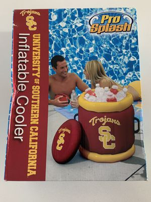 USC Trojans Inflatable Cooler Pool - Brand New for Sale in Pico Rivera, CA