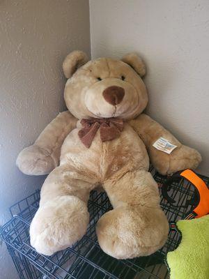Big teddy bear for Sale in Watauga, TX