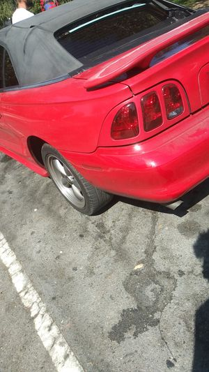 1998 Ford mustang Gt 4.6L for Sale in Long Beach, CA