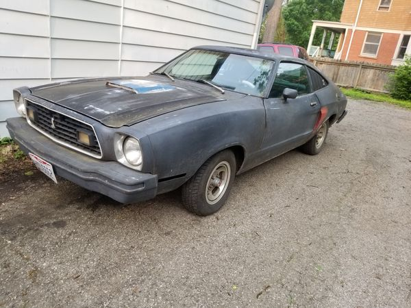 Ford mustang 2 1978