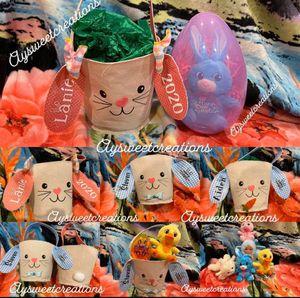 Easter baskets / canastas de pascua for Sale in Modesto, CA