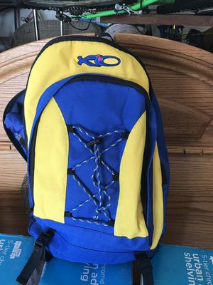 Kids back pack sleeping bag combo new never used $20 for Sale in Dousman, WI