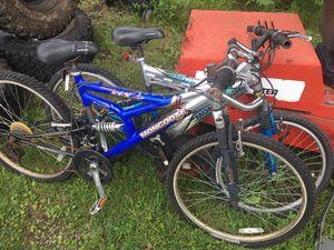 Mongoose Pro Full Suspension Mtn Bikes for Sale in Skandia, MI
