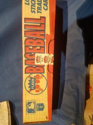 90 fleer baseball cards for Sale in Trinity, FL