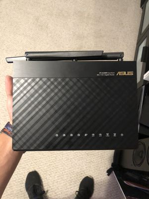 Asus Wifi Router. RT-AC68R for Sale in Orange, CA