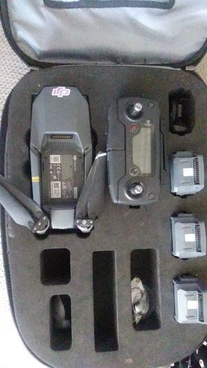 Mavic Pro with three batteries other spare parts for Sale in Millbrae, CA