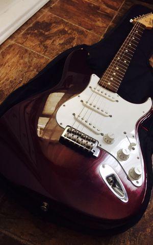 Fender Stratocaster mim for Sale in San Francisco, CA
