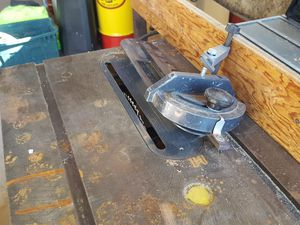 Table Saw with Stand for Sale in Springfield, OR