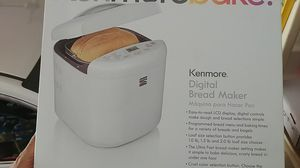 Kenmore bread maker for Sale in Wellington, FL