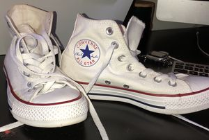 Converse shoes Like new 6.5 Women's for Sale in Kensington, MD