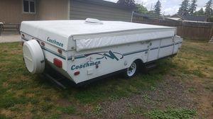 1997 Tent trailer camper coachmen for Sale in Vancouver, WA
