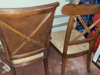 2 dining table chairs for free for Sale in Miami,  FL