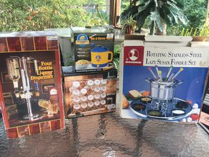 New Kitchen Items ( All for $35) for Sale in Raleigh, NC