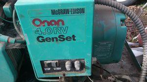 Onan RV Generator out of Winibago for Sale in Redding, CA
