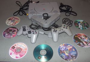 Modded Playstation PS1 with extras (Read Description) for Sale in Los Angeles, CA
