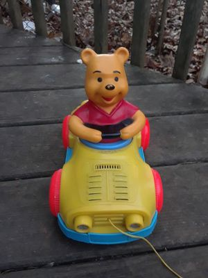 1970s winnie the pooh toy for Sale in Monroe, NC