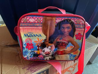 Moana lunch box -kids for Sale in Lafayette,  CA