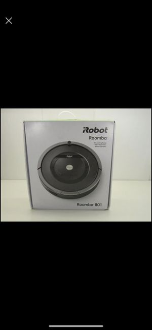 iRobot roomba 801 robot vacuum for Sale in Norwalk, CA