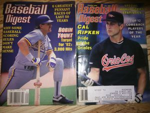 1000 + - count- Baseball publications for Sale in Sebring, FL