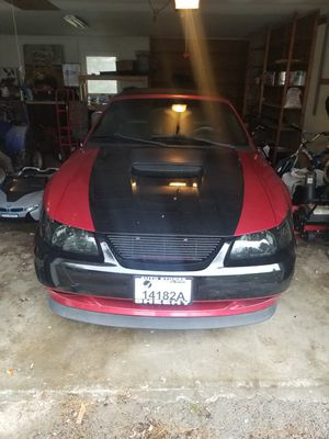 2001 mustang gt convertible for Sale in Walkersville, MD