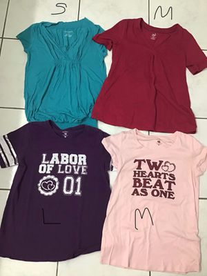 Maternity clothes different sizes for Sale in Fort Myers, FL