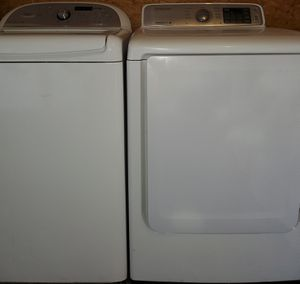 Whirlpool Washer and Samsung Dryer for Sale in Charlotte, NC
