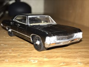 Greenlight 1:64 1967 chevy impala for Sale in Chandler, AZ