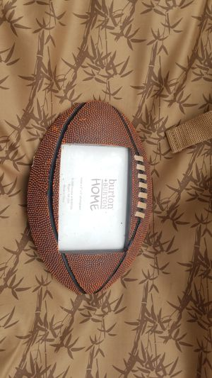 Football photo frame for Sale in Dallas, TX