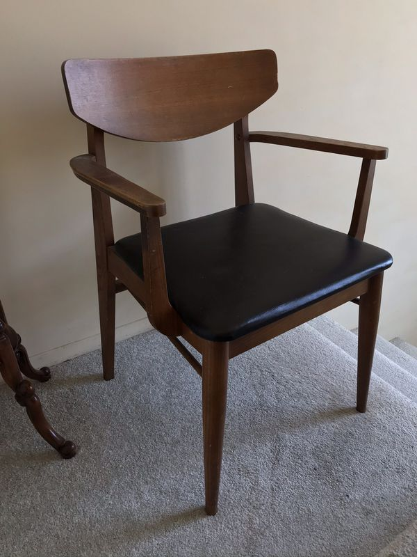 Vintage Mid century modern chairs