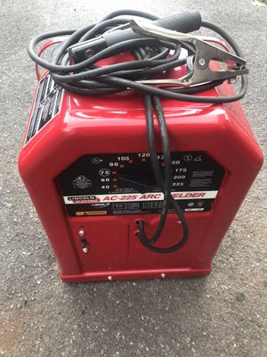 Lincoln Electric AC-225 AC Arc Welder for Sale in Chambersburg, PA