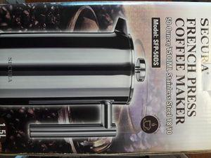 french coffee maker for Sale in Wichita, KS