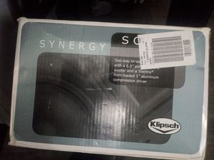 Klipsch SCW-2 speakers for Sale in Stockton, CA
