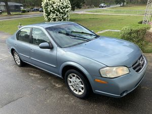 2001 Nissan Maxima 2400obo for Sale in Wake Forest, NC