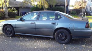 2004 Chevy impala for Sale in Gresham, OR