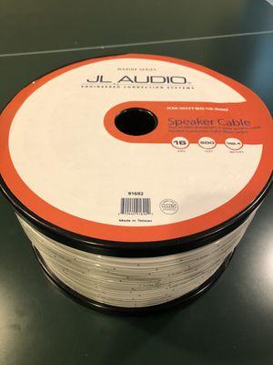 JL Audio Speaker Wire for Sale in Castle Rock, CO