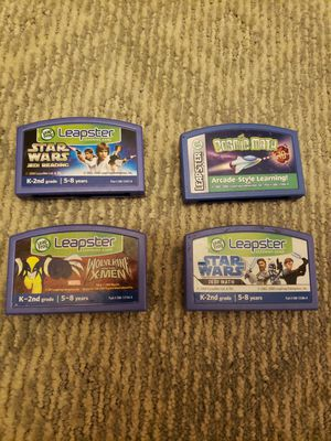 Leapster 2 Games for Sale in Lancaster, PA