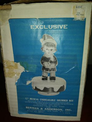 1971' Musical Drummer boy for Sale in Temple, GA
