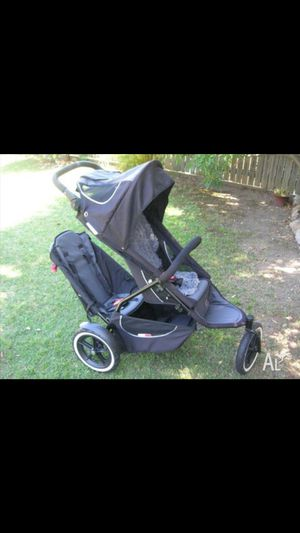 Phil and Teds Sport Double Stroller for Sale in Alexandria, VA