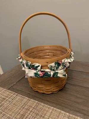 Longaberger Basket for Sale in Cranbury Township, NJ