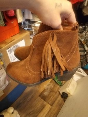 Little girls boots for Sale in Ansonia, OH
