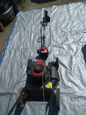 Murray 21 in. Briggs & Stratton & Troy-bilt trimmer for Sale in Kennewick, WA