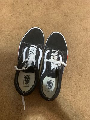 Size 12 vans 20 dollers for Sale in Cleveland, OH