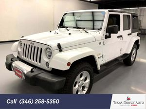 2015 Jeep Wrangler Unlimited for Sale in Stafford, TX